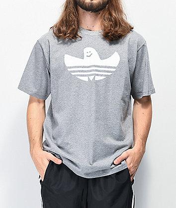 adidas Shmoo Grey T-Shirt