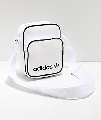 adidas Vintage White Crossbody Bag