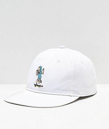 adidas x Beavis & Butthead White Strapback Hat