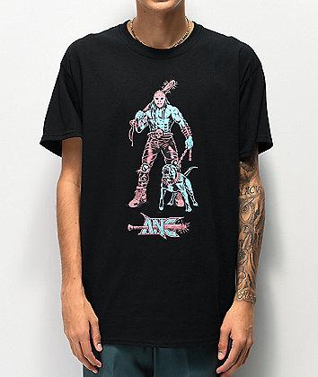 aintnobodycool Destroyer camiseta negra