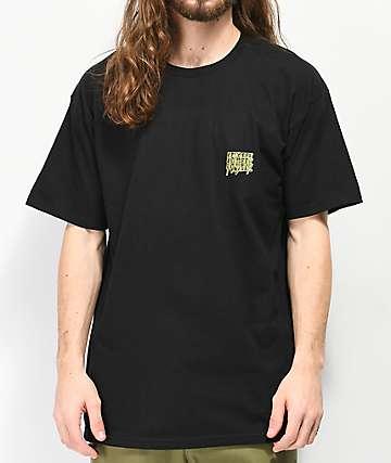 10 Deep Digital Divide camiseta negra
