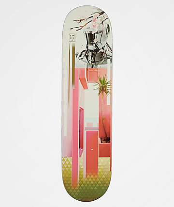 "22 Board Co. Carbon 8.25"" Skateboard Deck"