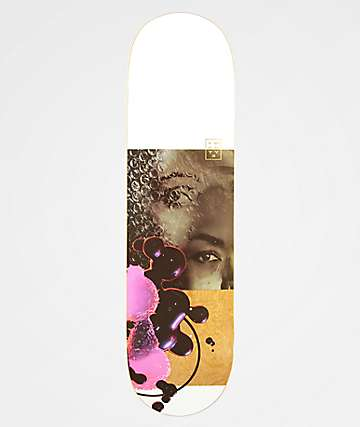 "22 Board Co. Laveau 8.5"" Skateboard Deck"