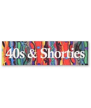 40s & Shorties Cosby Bar Sticker