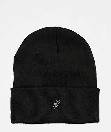 5Boro NY Black & Cool Grey Beanie