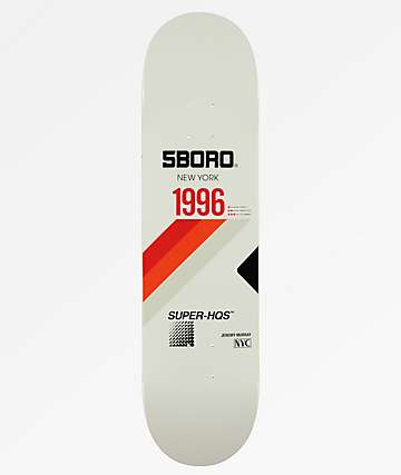 "5Boro VHS Murray 8.0"" Skateboard Deck"