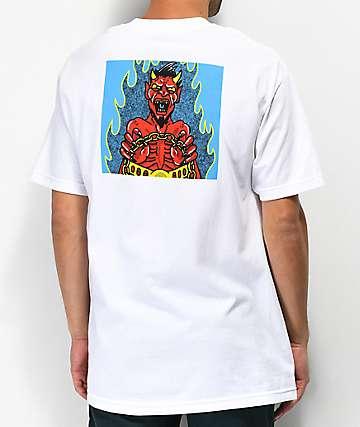 A-Lab Daredevil camiseta blanca