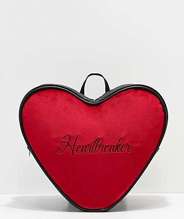 A-Lab Gemma Heart Backpack