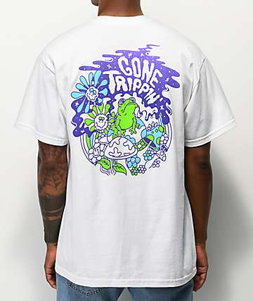 A-Lab Gone Trippin White T-Shirt