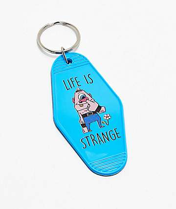 A-Lab Life Is Strange Hotel Key Chain