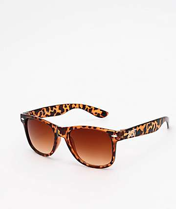 A Lost Cause Snapper Tortoise Shell Brown & Smoke Sunglasses