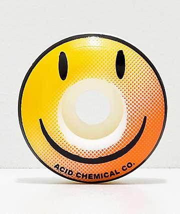 ATM Acid Smile 52mm Skateboard Wheels