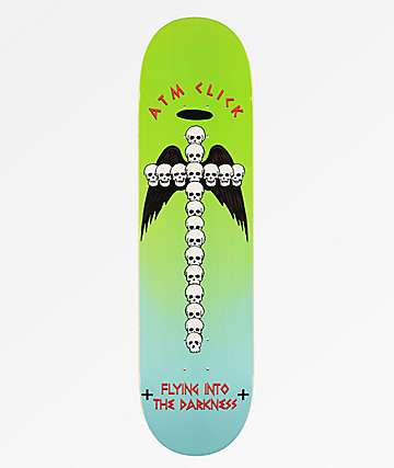 "ATM Darkness 8.25"" Skateboard Deck"
