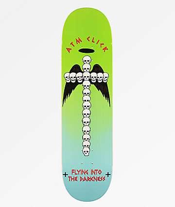 "ATM Darkness 8.25"" Skateboard Deck"