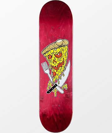 "ATM Pizza 8.0""  Skateboard Deck"