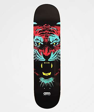 "ATM Tiger 8.0"" Skateboard Deck"