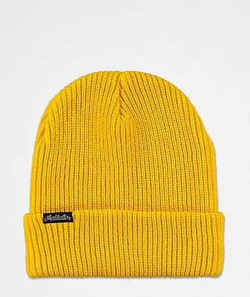 Airblaster Commodity Gold Beanie