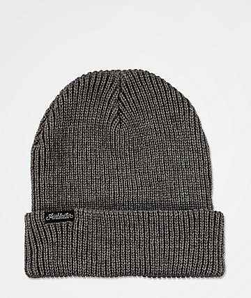 Airblaster Commodity Heather Grey Beanie