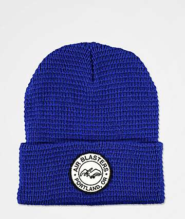 Airblaster Team Royal Blue Beanie