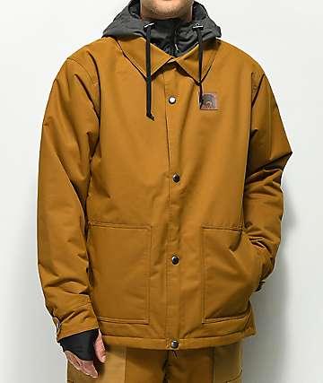 Airblaster Work Jacket Grizzly 10K Snowboard Jacket