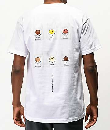 Akomplice Have A Nice Day White T-Shirt