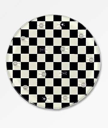Alibi Checkered Stomp Pad