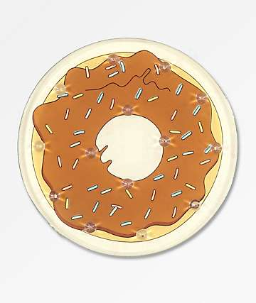 Alibi Chocolate Donut Stomp Pad