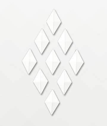 Alibi Diamond White Stomp Pad