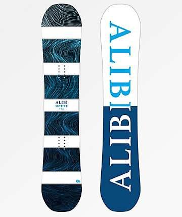 Alibi Motive 2019 tabla de snowboard