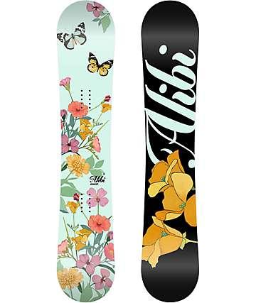 Alibi Muse tabla de snowboard para mujeres
