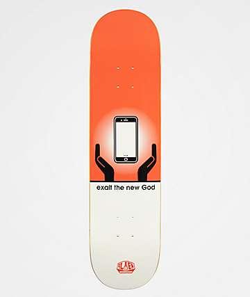 """Alien Workshop Gen Zed Exalt 8.0"""" Skateboard Deck"""