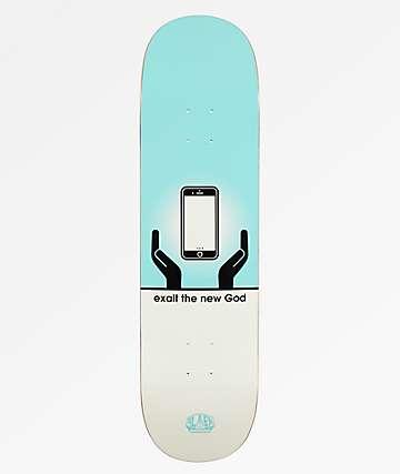 """Alien Workshop Gen Zed Exalt 8.5"""" Skateboard Deck"""