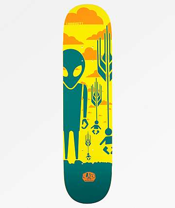 """Alien Workshop Harvest 7.75"""" Skateboard Deck"""
