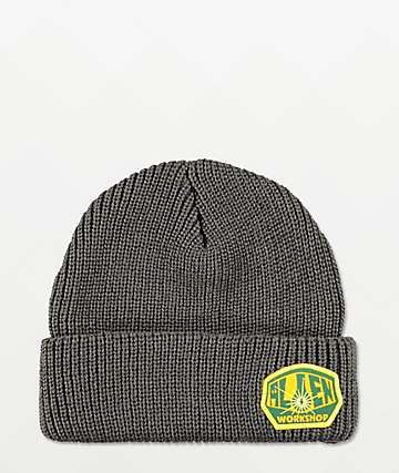 Alien Workshop Logo Dark Grey Beanie