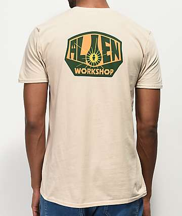 Alien Workshop OG Logo White T-Shirt