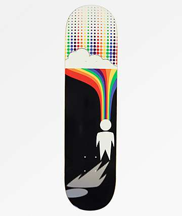 """Alien Workshop Silver Lining 8.0"""" Skateboard Deck"""