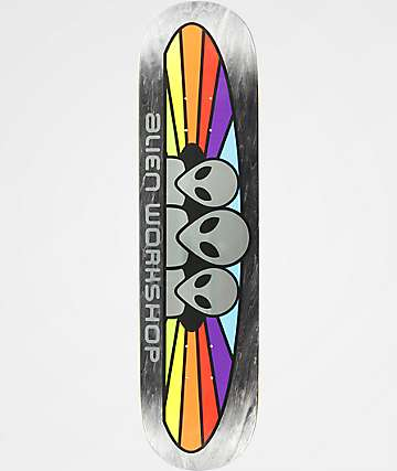"Alien Workshop Spectrum Foil 8.0"" Skateboard Deck"