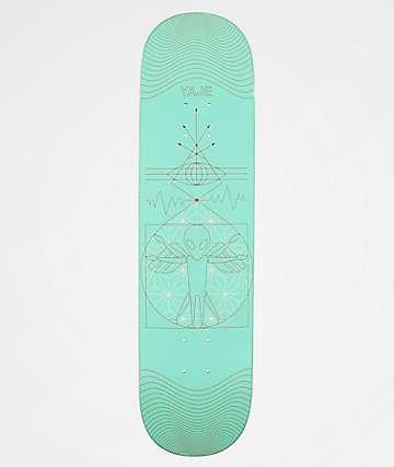 """Alien Workshop Yaje Icarus 8.12"""" Skateboard Deck"""