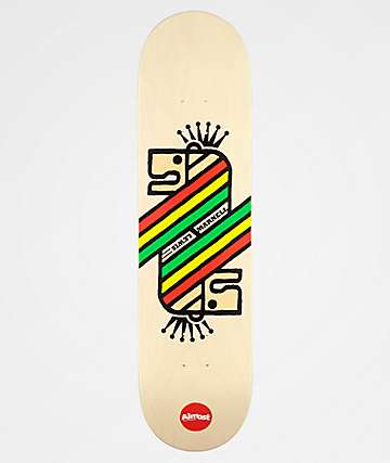 """Almost Marnell Farewell Infinity 8.0"""" Skateboard Deck"""