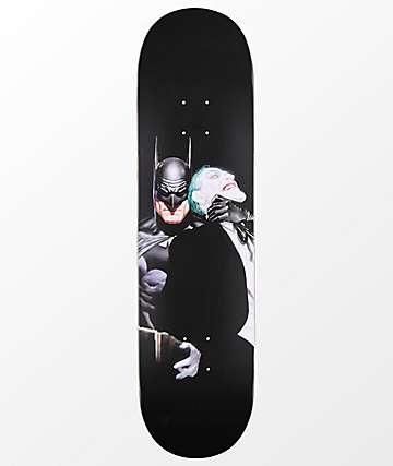 """Almost Mullen Batman Choker 8.25"""" Skateboard Deck"""