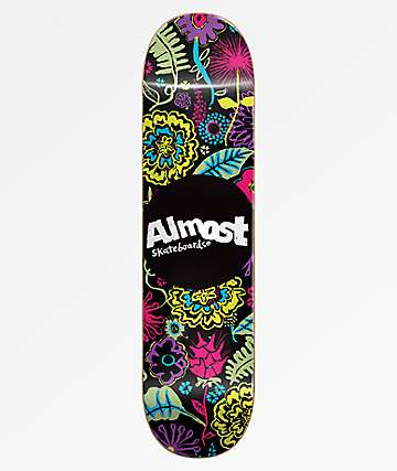 "Almost Textile 8.25"" Skateboard Deck"