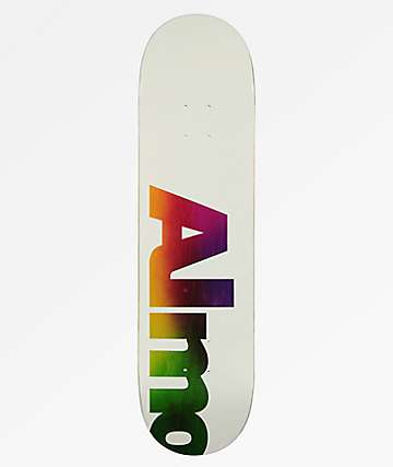 "Almost Wrap Around 8.25"" Skateboard Deck"