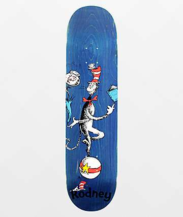 "Almost x Dr. Seuss Mullen R7 7.87"" Skateboard Deck"