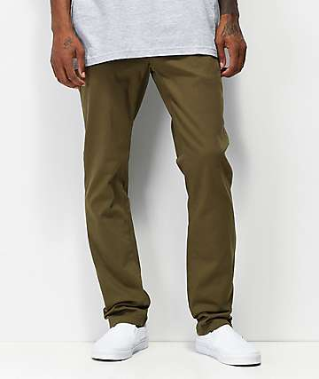 Altamont A969 Sage Green Chino Pants