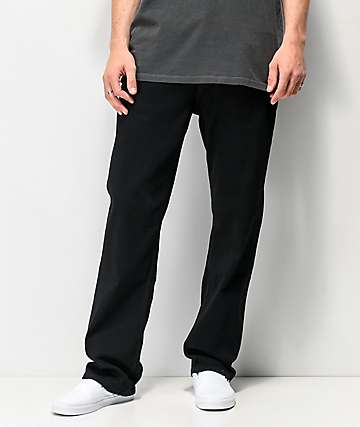 Altamont A989 Black Denim Jeans