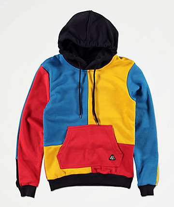 American Stitch Boys Color Block Hoodie