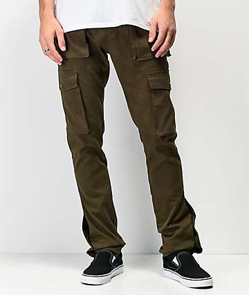 American Stitch Utility Olive Cargo Pants