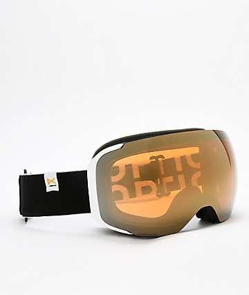 Anon M2 MFI JT Sonar Bronze & Infrared Snowboard Goggles