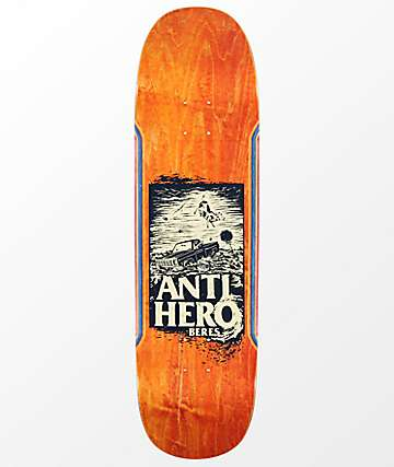 "Anti-Hero Beres Hurricane 8.63"" Skateboard Deck"