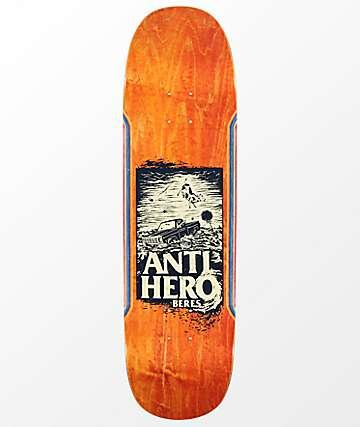 "Anti-Hero Beres Hurricane 8.63"" Skateboard Deck"